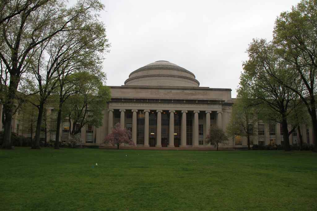 MIT-campus (These picture is licensed on CC-BY-SA Photographer: Willem van Valkenburg)